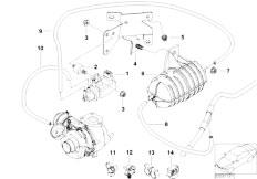 Original Parts for E46 320td M47N Compact / Engine