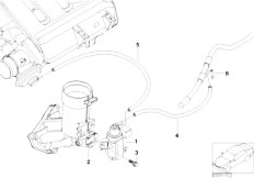 Original Parts for E46 320d M47N Touring / Engine/ Timing