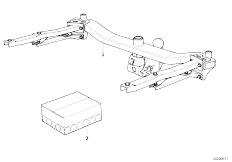 Pièces detachées pour les Z3 Z3 2.8 M52 Roadster