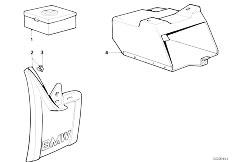 Original Parts for E21 320i M10 Sedan / Restraint System