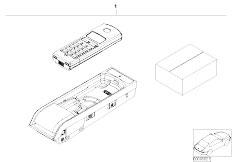 Original Parts for E46 316i 1.9 M43 Sedan / Communication