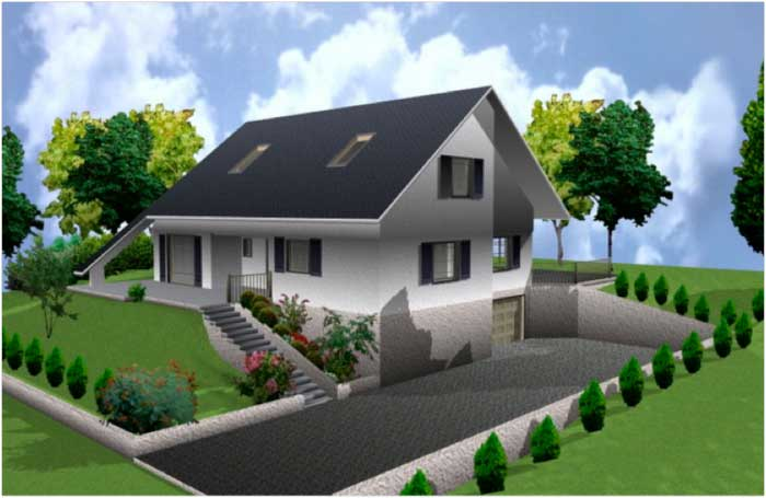 Build House Own 3d Your