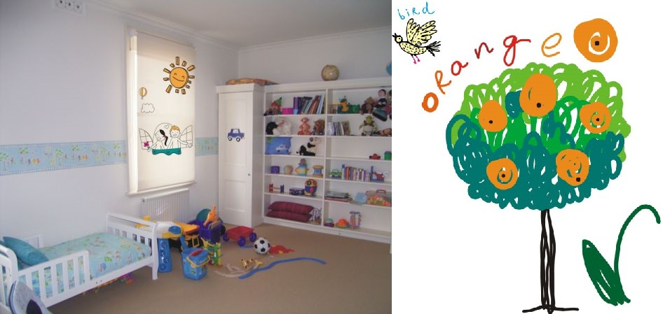 Cortinas Infantiles H And M