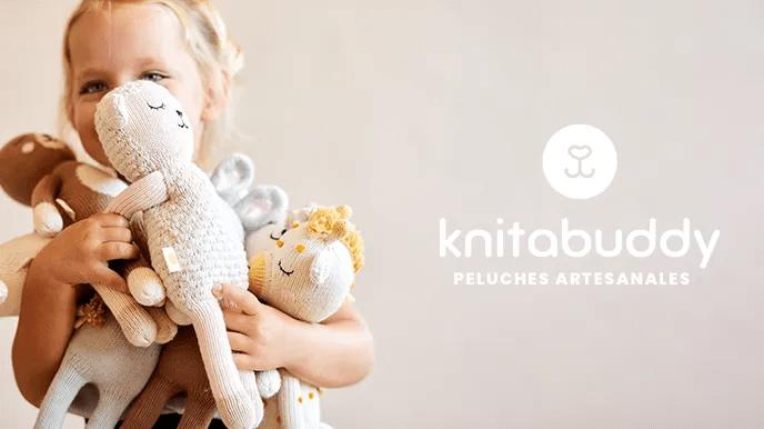 Knitabuddy - Peluches ecológicos artesanales