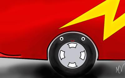 Martim, o pneu