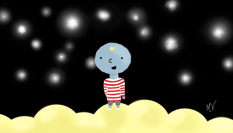 O menino de outro planeta