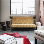 Modern Eclectic Living Room Estrada Interior Design
