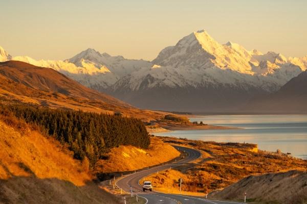 South Island - Zealand