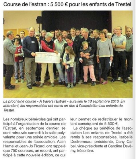 2015 remise cheque