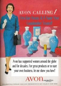Publicidad Avon