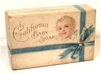 California Baby Soap