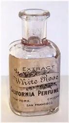 Extract Perfume White Rose
