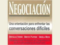 Libro Negociacion - Stone Douglas