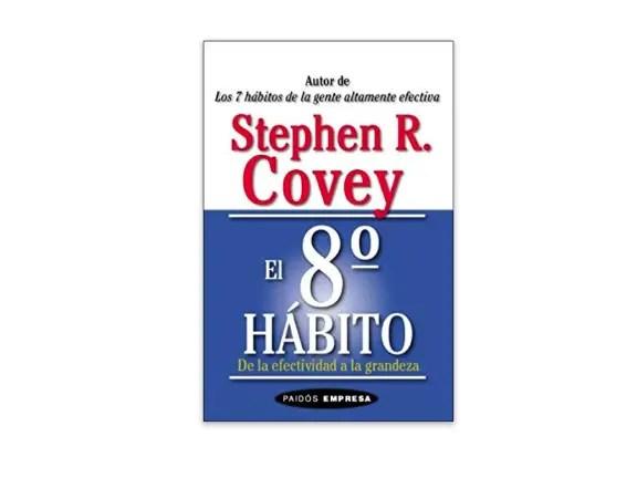 Libro El 8º Hábito - Stephen Covey
