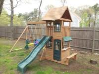 E Street Assembly-Big Backyard/Cedar Summit Built
