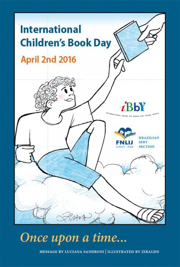 Día del Libro Infantil y Juvenil - Estrella Flores-Carretero