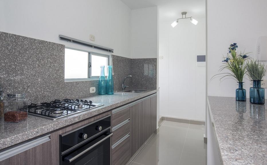 Proyectos de vivienda  Apartamento  PARQUE HEREDIA