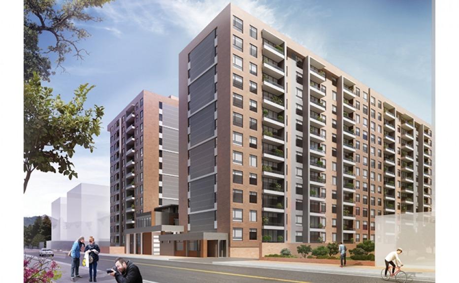 Proyectos de vivienda  Apartamento  PORTUS ALEJANDRA
