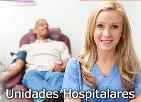 Soluções para Unidades Hospitalares