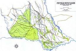 La situazione dell'irrigazione prima della costruzione del Canale Cavour