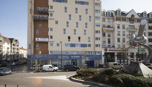 Logement tudiant  IVRY SUR SEINE  Rsidence tudiante Les Estudines Paris Porte dIvry