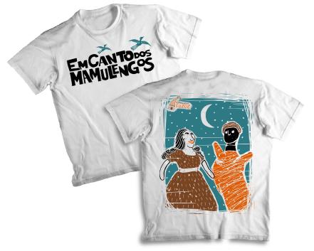 Camiseta EmCanto dos Mamulengos