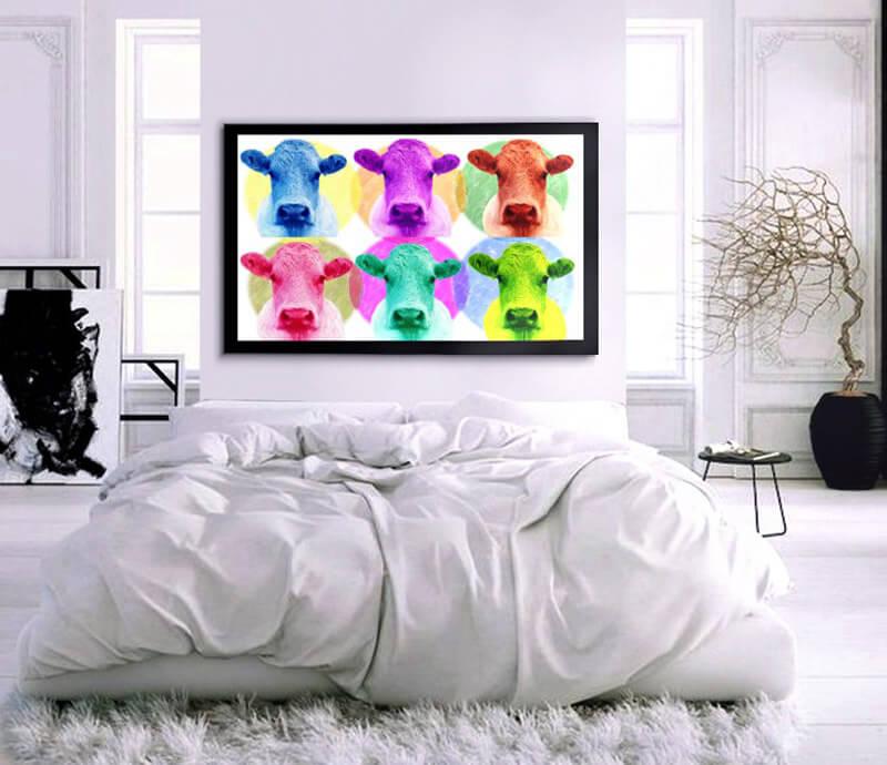 Pinturas Dormitorios Matrimonio Elegant Un Dormitorio Ms Alegre With Pinturas Dormitorios Matrimonio Perfect Tendencia En Pinturas Para Paredes