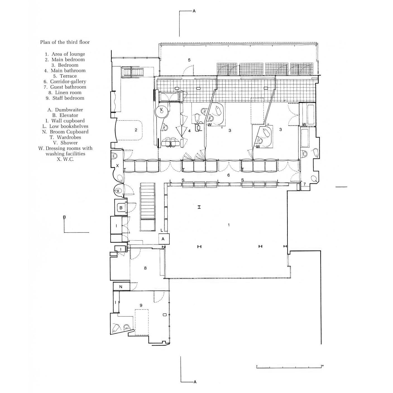 planos maison verre