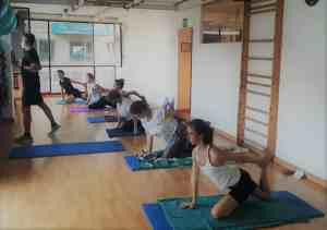 Pilates Mat (Intermedio)