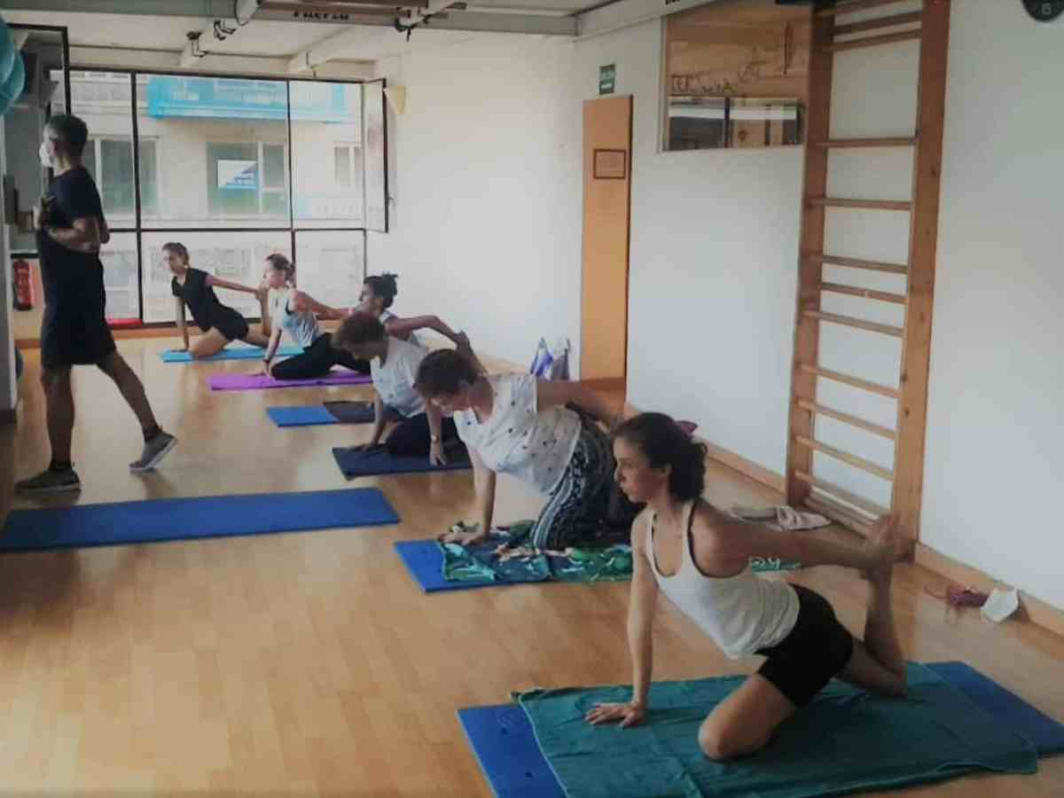 Pilates Mat (intermedio)
