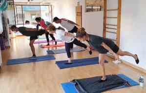 Pilates Mat Equilibrio