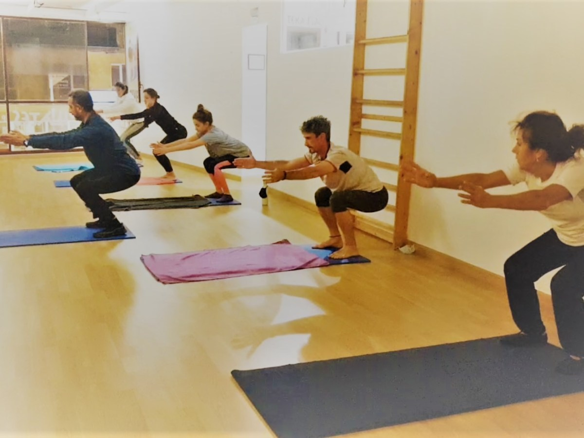 Pilates Mat (Intensivo de piernas)