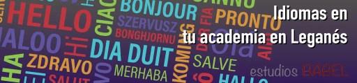 Escuela de idiomas en Leganés