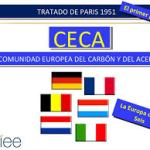 Comunidad Europea del Carbón y del Acero (C.E.C.A.)