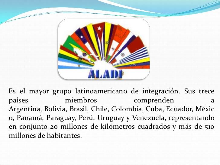 Integración Latinoamericana- parte 2