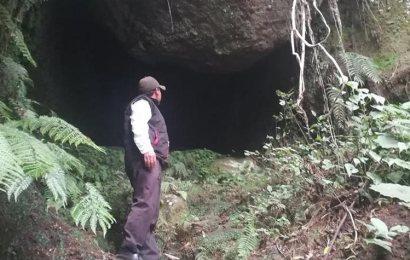 La mítica Cueva del Rey Quichè Tecún Umán