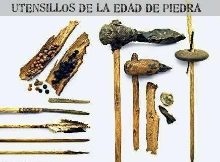 Definición de Edad de piedra