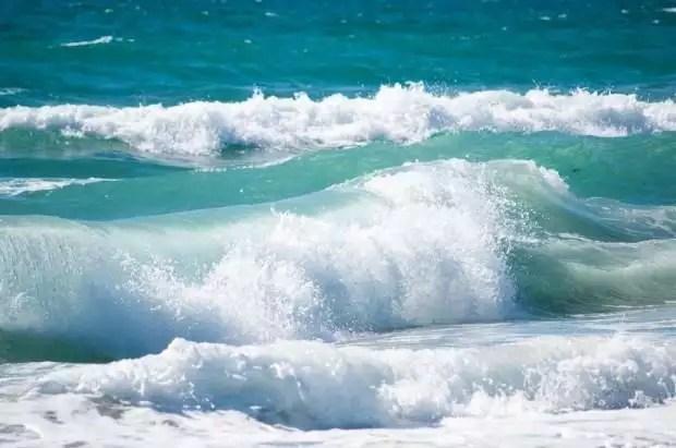 Por que a gua do mar  salgada  Estudo Kids