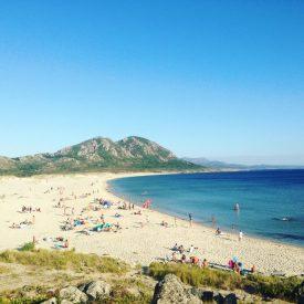Playa de Louro (Muros)