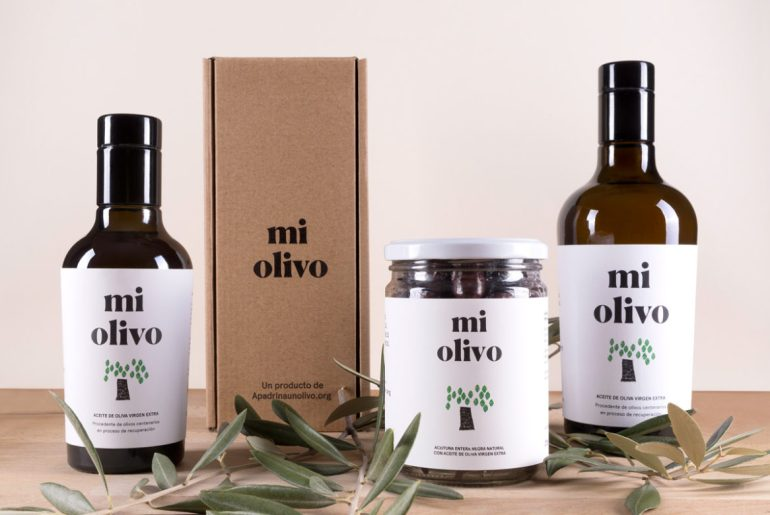 aceite de oliva mi olivo apadrina un olivo