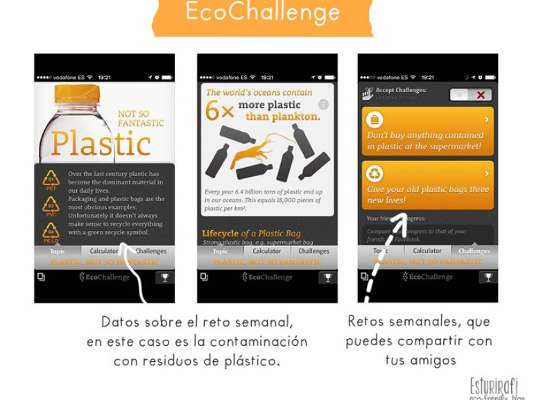 6 apps gratuitas para ser más ecofriendly