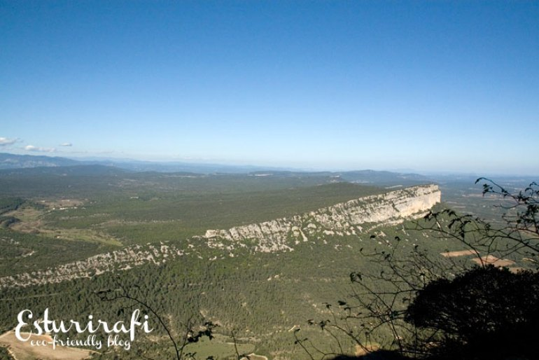 Senderismo ruta Pic Saint Loup