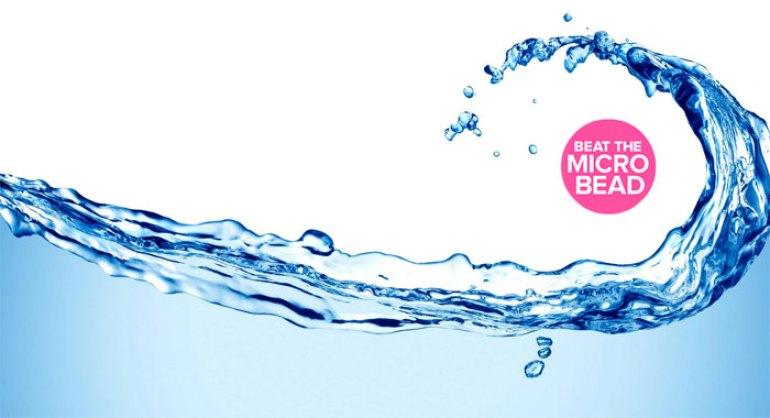 Beat the micro bead. campaña contra los microplasticos en cosmetica