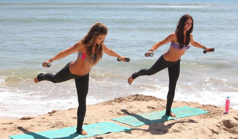 5 Canales de Youtube para hacer ejercicio en casa. Gym Virtual. Tone It Up 8ccb44ebbb90