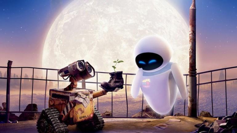 Walle eva pelicula pixar ecologia medio ambiente