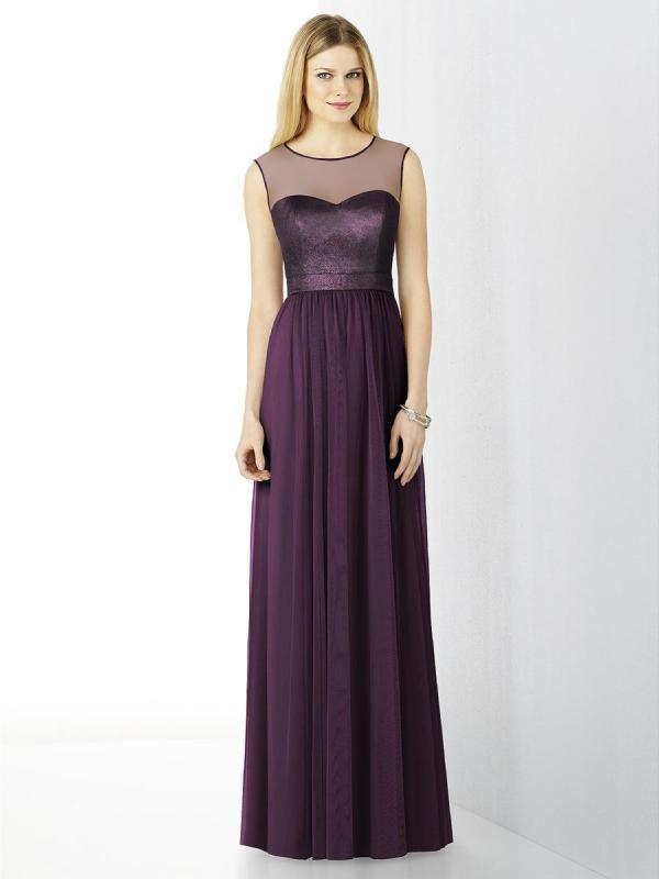 Six Bridesmaids 6726 Alexandra' Boutique
