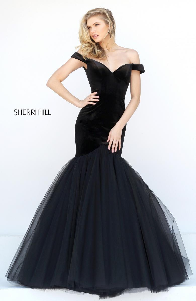Sherri Hill 50717 Prom Dresses Pageant Dresses Cocktail  Jovani  Clarisse  Mac Duggal  La