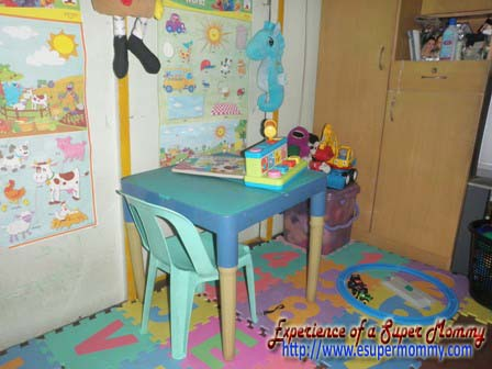 children-play-area design