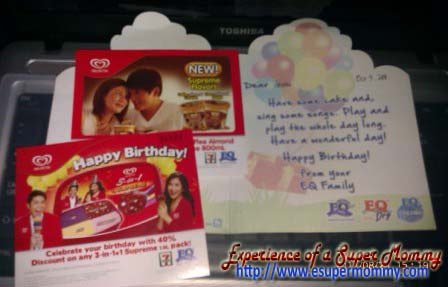 EQ diaper birthday greetings and wishes