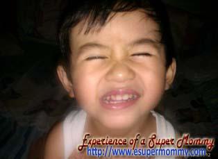 Cute Filipino boy